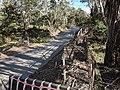 Pedestrian bridge over Bindi Brook in Nerriga.jpg