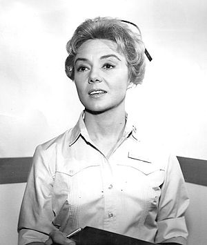 Peggy McCay - McCay on Ben Casey (in 1964)
