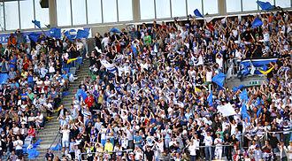 IFK Norrköping - IFK Norrköping supporter group Peking Fanz.