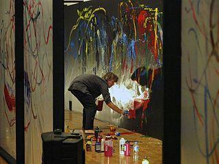 Mark Rowan-Hull British painter