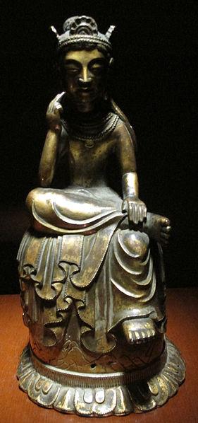 File:Periodo asuka, bodhisattva, VII sec, 03.JPG