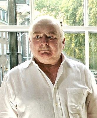 Peter Ackroyd - Peter Ackroyd in 2007