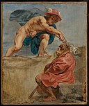 Peter Paul Rubens - Mercury and a Sleeping Herdsman - 42.179 - Museum of Fine Arts.jpg