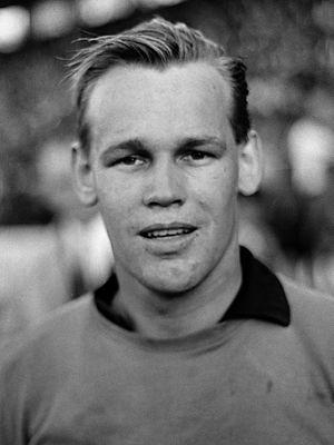 Peter van de Merwe - Van de Merwe in 1967