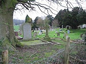 Petham - Image: Petham graveyard geograph.org.uk 341144