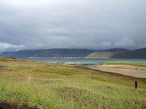 Vesturbyggð - Image: Petreksfjordur