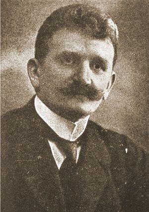 Yevhen Petrushevych - Image: Petrushevych Yevhen