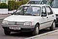 Peugeot 205 (1990–1998) Wien 26 July 2020 JM (1).jpg