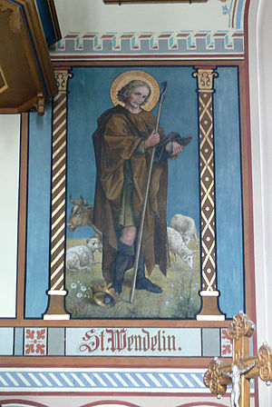 Wendelin of Trier