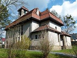 Pfarrkirche Graupa Pirna 1