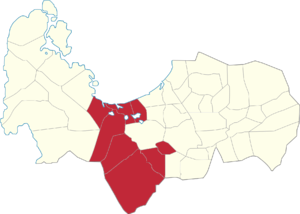 Legislative districts of Pangasinan - 2nd District of Pangasinan