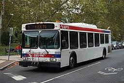 Transporte público Filadelfia