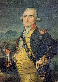 Philibert François Rouxel de Blanchelande French General and Governor of Saint-Domingue