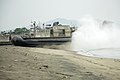 Philippine service members ride on a LCAC during PHIBLEX 15 151002-M-OC926-071.jpg