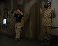 Photo Gallery, Marine recruits learn chemical warfare defense on Parris Island 130730-M-FL578-072.jpg