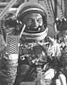 Photograph of Astronaut John H. Glenn, Jr. in His Mark IV Pressure Suit - NARA - 7348582.jpg