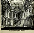 Pictorial Handbook of London (1854), p. 580 – The New Synagogue, Great St. Helen's.jpg