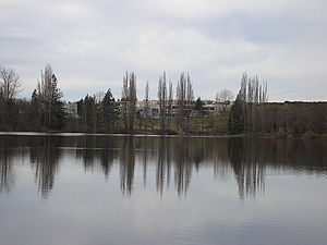Pierce College - Fort Steilacoom campus, 2006