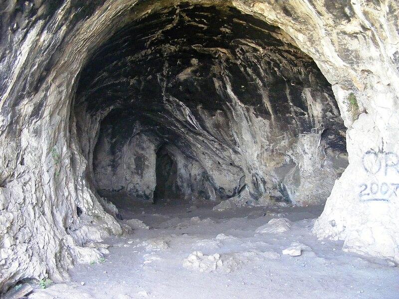 מערה מתוך 11 המערות