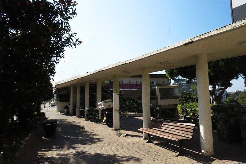 בית קפה גלי ים ( לשעבר