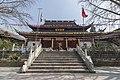 Pilu Hall Qixia Temple 2018.jpg