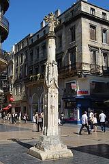 croix de l'ancien cimetière Saint-Projet