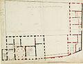 Plan du premier étage du Petit Luxembourg, 1709 project - Gallica 2011-09 (adjusted).jpg