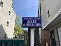 Plaque Allée Moulin Fondu - Noisy-le-Sec (FR93) - 2021-04-24 - 2.jpg
