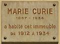 Plaque Marie Curie.jpg