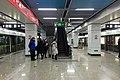 Platform of L9 Fengtainanlu Station (20180120154857).jpg