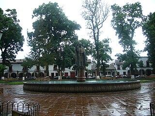 Pátzcuaro Town & Municipality in Michoacán, Mexico