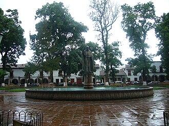 Pátzcuaro - Plaza Vasco de Quiroga