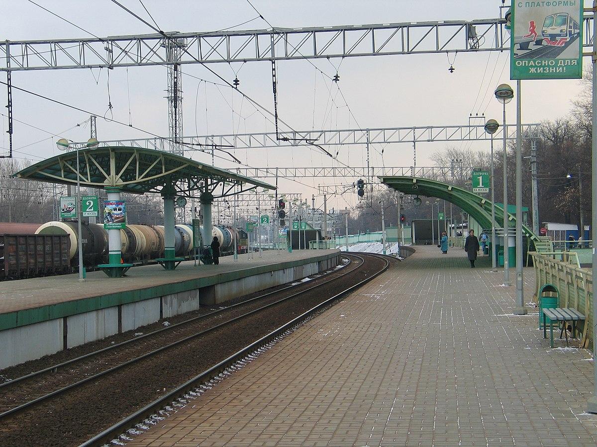 Расписание электричек Казанского вокзала 2017 Схема