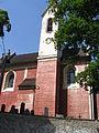 Poříčí nad Sázavou. Kostel sv. Havla 5.JPG
