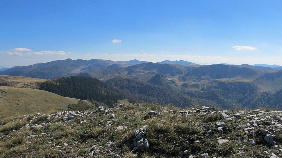 Pogled sa Bjelogrivca - panoramio