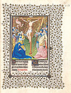 The Limbourg brothers' Belles Heures of Jean of France, Duke of Berry