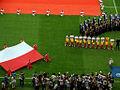 Poland team POL-GRE 8-6-2012.jpg