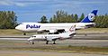 Polar 747 and Penair flights waiting for traffic to land at ANC.jpg