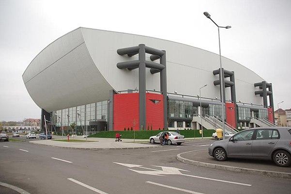 Polyvalent Hall (Craiova)