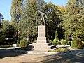 Pomnik Powstańca Śląskiego w Tychach - panoramio.jpg