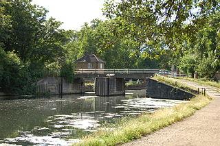 Pond Lane Flood Gates