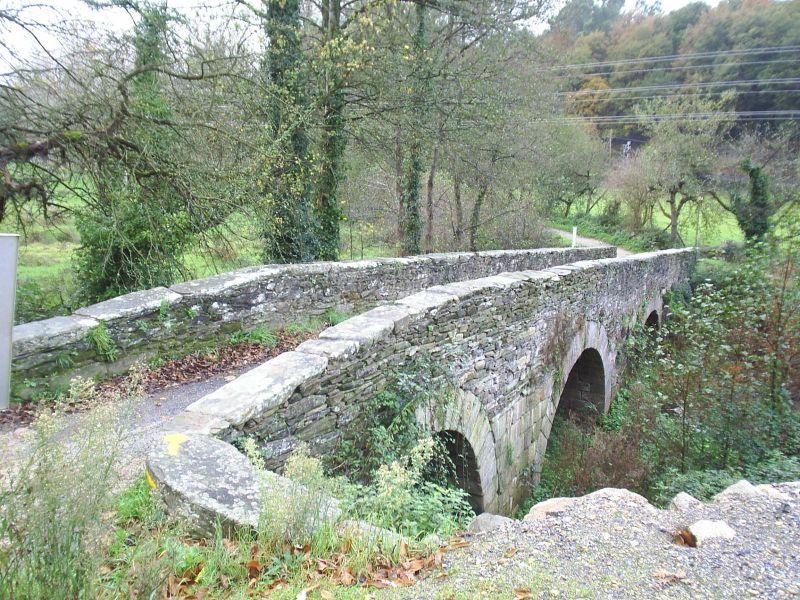 Ponte da aspera en Sarria