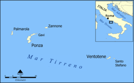Pontine Islands map ita.png