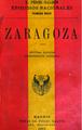 """Portada de """"Zaragoza"""" de Pérez Galdós, edición de 1901.png"""