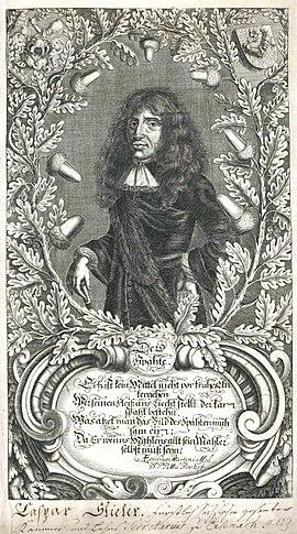 Kaspar von Stieler