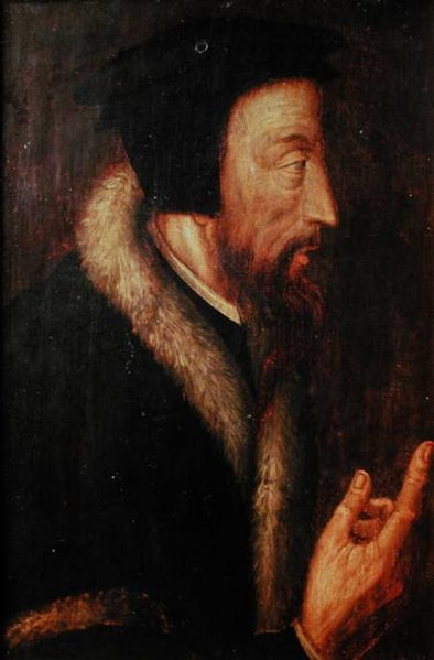 information about john calvin