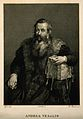 Portrait of Andreas Vesalius (1514 - 1564), Flemish anatomist Wellcome V0006035.jpg