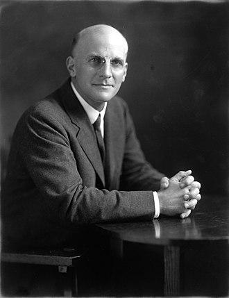 Henry S. Dennison - Portrait of Henry S. Dennison, c. 1928