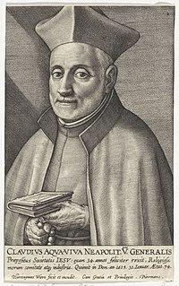 Claudio Acquaviva Superior General of the Society of Jesus