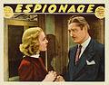 Poster - Espionage (1937) 09.jpg